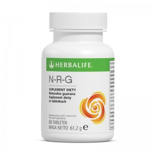 NRG Herbalife - Naturalna Guarana